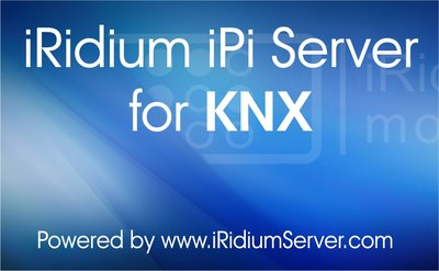 iRidium server RPi KNX based on Raspberry Pi 3 -32Gb